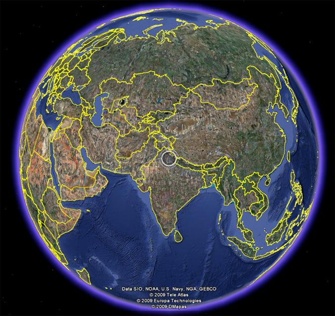 India india globe map google wpdevil httpmapsgooglemaps q india globe gumiabroncs Choice Image