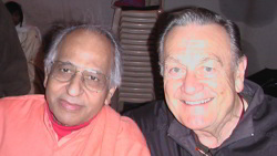 Swami Veda and Dan Prideaux