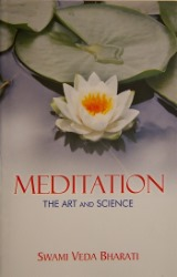 Meditation Art Science Book Cover