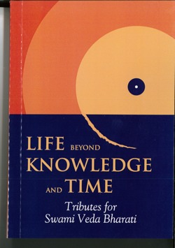 Book cover image: Life Beyond Knowledge and Time