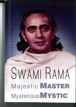 Book cover image: Swami Rama: Majestic Master; Mysterious Mystic