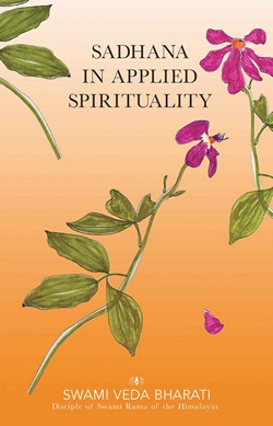 Book cover 'Sadhana in Applied Spirituality'