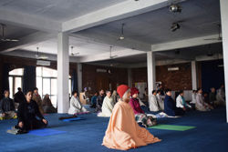 Photo Mauni Amavasya Meditation