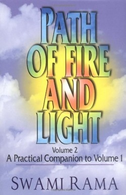 Book cover: Path of Fire and Light Volume 2