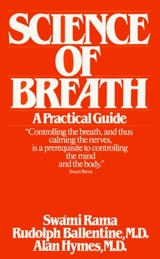 Book cover: Science of Breath by Swami Rama