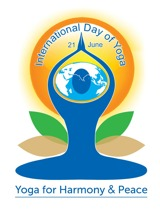 Poster for Internation Day of Yoga